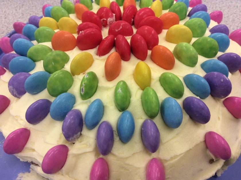 sophs cake
